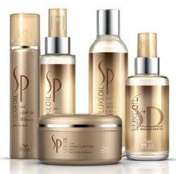 Luxe oil collection SP