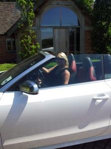 Deborahs Car